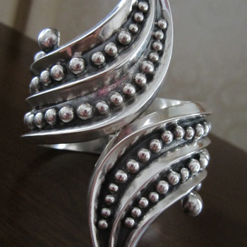 Vintage Mexican Silver? - Fine Jewelry