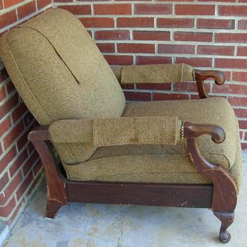"The Beautiful Streit ""Slumber"" Chair"