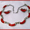 CORO - Matching NECKLACE and EARRINGS