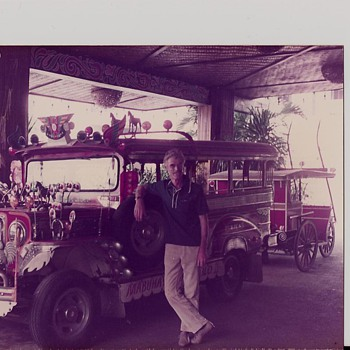Philippine jeepney - Classic Cars