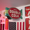 1957 Double Cola Sign
