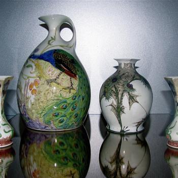 Rozenburg eggshell porcelain - Art Nouveau