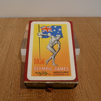 1956 MELBOURNE PLAYING CARDS MINT - Cards