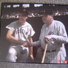 Authentic Signed Ted Williams Babe Ruth 1943