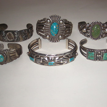 Southwest Indian Bracelets - Fine Jewelry