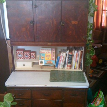 Vintage Cabinet - Furniture