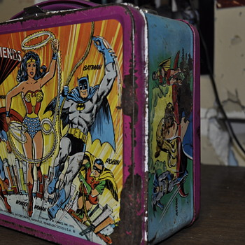 My Favorite Lunch Box