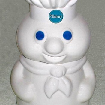 1988 - Pillsbury Cookie Jar - Kitchen