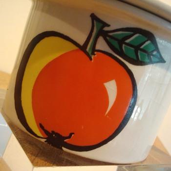 TUTTI FRUTTI - OMENA - ULLA PROCOPÉ - Art Pottery