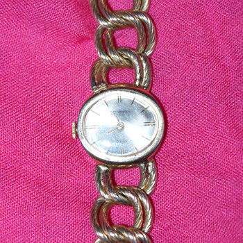 Grab-Bag Find:  Vintage Ladies Wrist Watch - Wristwatches