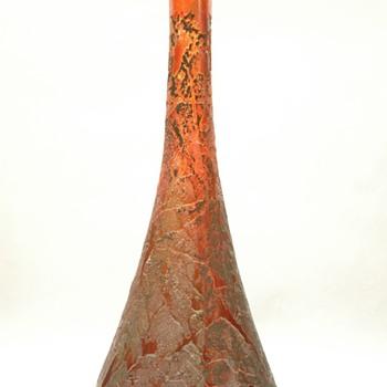 jules augustre HABERT-Dys  bud vase  circa 1911