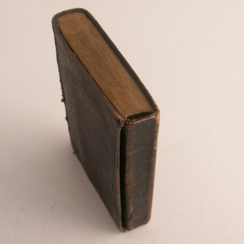 1871 Small New Testament  - Books