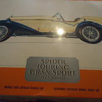 Spider - Model Cars