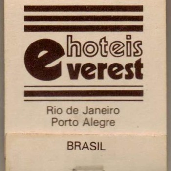 Hotéis Everest (Brazil) - Matchbook