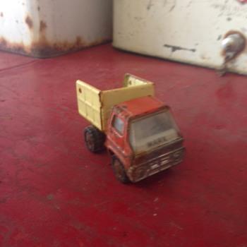 Little Marx Truck