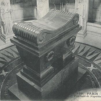 PARIS – LES INVALIDES, TOMBEAU DE NAPOLÉON