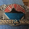 Vintage Grateful Dead Belt Buckle