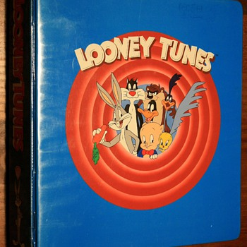 LOONEY TUNES Style and Design Guide 1988 Warner Bros - Books