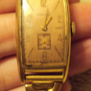 longines watch? 1910?  - Wristwatches