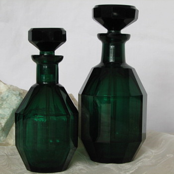 My Mystery Faceted Scent Bottles