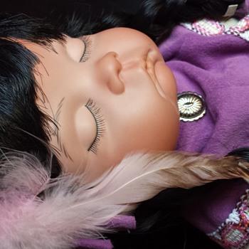 porcelain claire marie doll