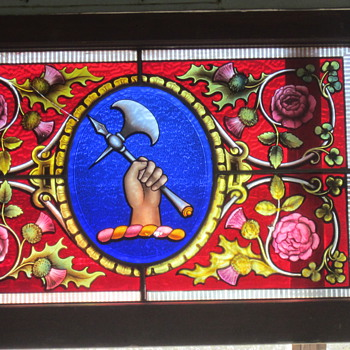 Stain Glass Window - Art Glass