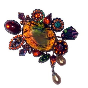 Vintage Vendome Brooch