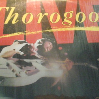 "George Thorogood "" Thorogood Live"" - Records"