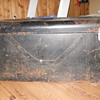 old antique car trunk maybe 1920&#039;s