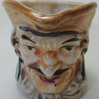 Bust Creamer - Occupied Japan