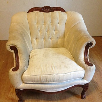 My unknown treasure chair - Furniture