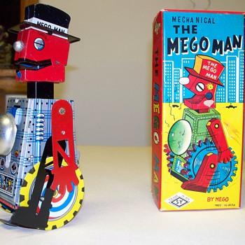The Mego Man - Toys