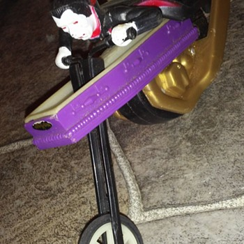 1970's Ideal Dracula Cycle !! ~  - Toys