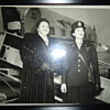 World War Two  My mother RN  with Kate Smith selling war bonds 2nd post  (see 1st post also)