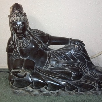Trying to find out what this statue is. Does anyone know?  - Asian