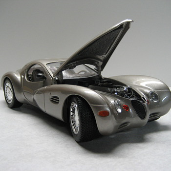 1995 Chrysler Atlantic Concept Die-cast - Model Cars