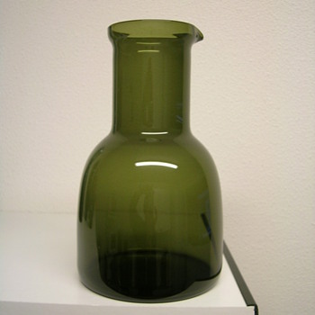 Wiesenthalhtte 3010  - Art Glass
