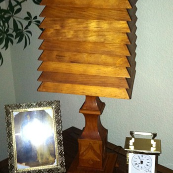 "My ""morfar"" lamp - Lamps"