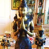 "New large Thai Buddha, 30 inch all four 30+ lbs. AND Local  ""City of 10,000 Buddhist"""