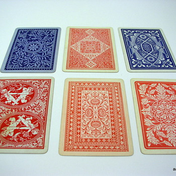 Vintage History Cards