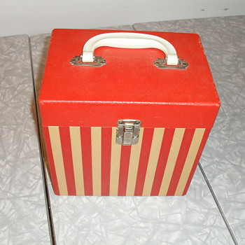 Viking 45 rpm record case.