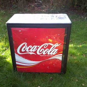 Coca Cola cooler boxes - Coca-Cola