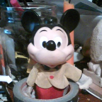 Mickey doll made in japan - Dolls