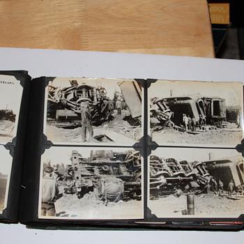 Grand Dad's Album - Photographs
