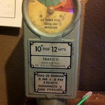 Trafico Parking Meter