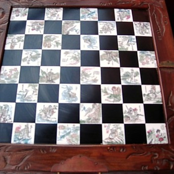 Vietnam Chess Set - Games