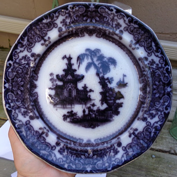Another OLD Plate - China and Dinnerware
