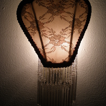 Vintage wall lamp - Lamps