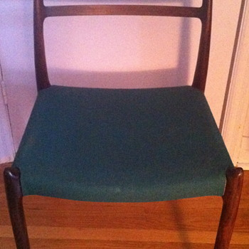 J.L Moller chair model 78. - Furniture