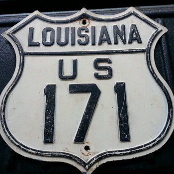 Louisiana Highway Shield